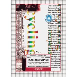 Landré Kanzleipapier A3/A4 70g RCP kariert
