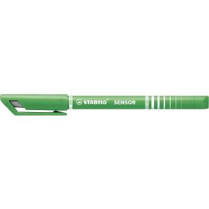 STABILO SENSOR Fineliner - 0,3 mm - grün