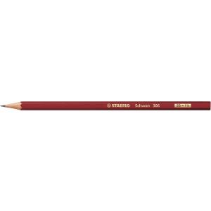 STABILO Schwan 306 Bleistift - Härtegrad 2B