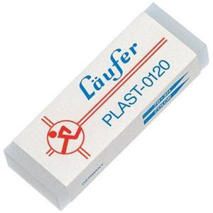 LÄUFER Radierer LÄUFER Plast 0140, 20x9x46mm