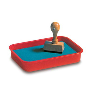 LÄUFER Stempelreiniger Stempel-Clean, 16,6x11,2x2,7cm