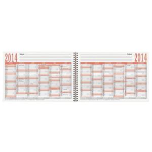 Zettler Mehrjahreskalender 991 - 15 Jahre