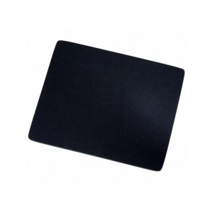 preiswert & gut Mousepad, 22,3x18,3x0,6cm, schwarz