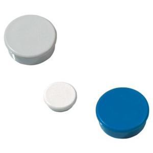 Magnet rund, Haftkraft 0,8kg, Ø 24mm, sortiert, 10...