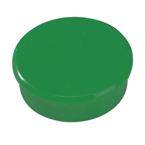 Alco Kraftmagnet rund, Ø 38mm - grün - 1...