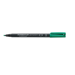 Folienstift Lumocolor permanent pen 314 - grün