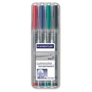STAEDTLER Lumocolor non-permanent pen 316 Folienstift - F...