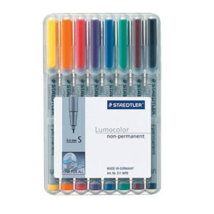 STAEDTLER Lumocolor non-permanent pen 311 Folienstift - S...