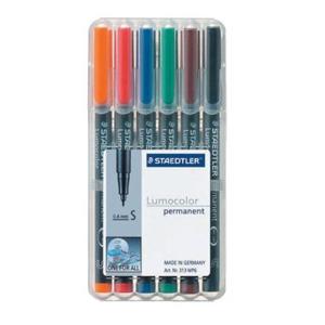 STAEDTLER Lumocolor permanent pen 313 Folienstift - S -...