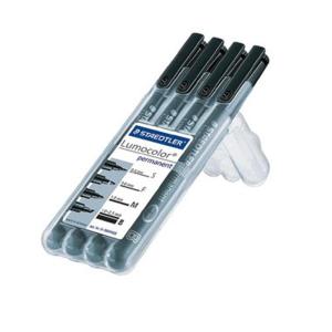 STAEDTLER Lumocolor 31 pen set Feinschreiber - schwarz -...
