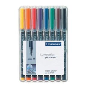 STAEDTLER Lumocolor permanent pen 317 Folienstift - M - 1...