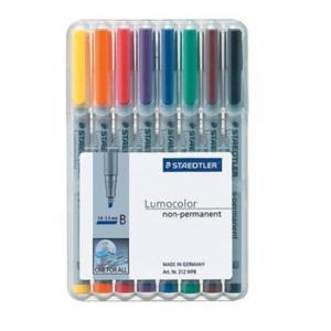STAEDTLER Lumocolor non-permanent pen 312 Folienstift - B...