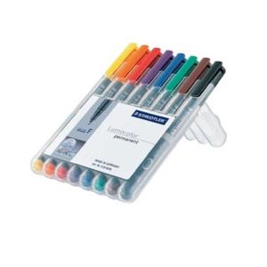 STAEDTLER Lumocolor permanent pen 318 Folienstift - F -...