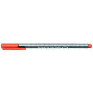 STAEDTLER triplus fineliner 334 Feinschreiber - 0,3 mm - rot