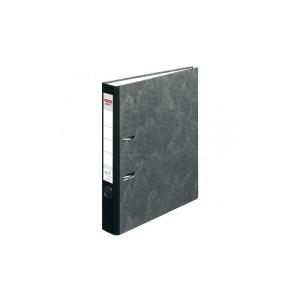 herlitz maX.file nature pocket Ordner - DIN A4 - 5 cm - grau