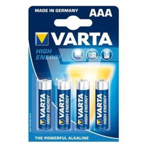 Varta Batterie Alkaline, Micro 1,5 V, IEC-Code LR03