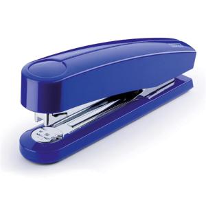NOVUS Heftgerät B5 Springfach 40Blatt blau