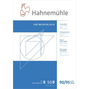 Hahnemühle Entwurfblock Diamant Spezial - 90-95...