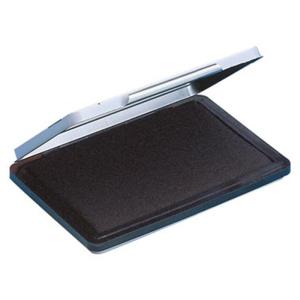 Stanger Stempelkissen 2 schwarz Metallgehäuse 7x11cm