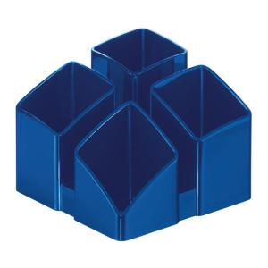 HAN Schreibtischköcher SCALA, blau