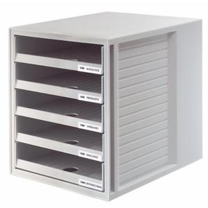HAN Schubladenbox SCHRANK-SET, DIN A4 und...