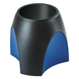 HAN Stifteköcher DELTA, schwarz-blau