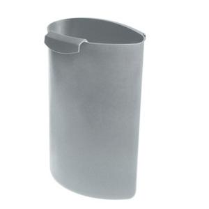HAN Abfalleinsatz MOON - lichtgrau - 6 Liter