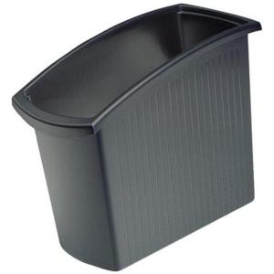 HAN Papierkorb MONDO, schwarz