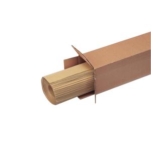 magnetoplan Pinnwandpapier, 110x140cm, PG=50ST, braun