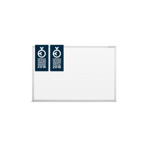 magnetoplan Design-Whiteboard SP, 1500 x 1200 mm