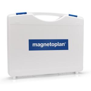 magnetoplan Moderationsbox mini Weiß