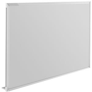 magnetoplan Whiteboard SP, 240x120cm