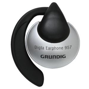 Grundig Kopfhörer Dicta Earphone 957-Jack, 957-Klinke