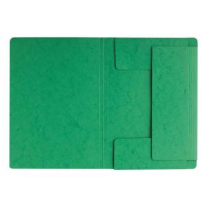 Eckspanner A4 grün 24007