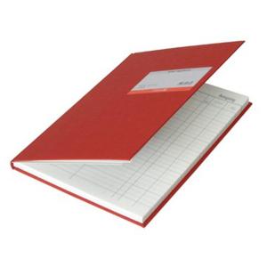 Brunnen Geschäftsbuch Brief-Tagebuch DIN A4, 96...