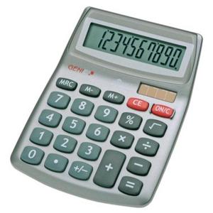 Genie Tischrechner 540, 10-stellig