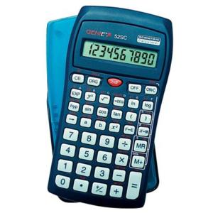 Genie Taschenrechner GENIE 52 SC, Display 10-stellig
