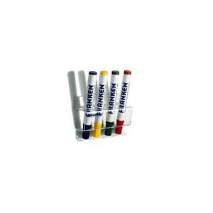 FRANKEN Markerhalter für Whiteboards, für 4...