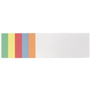 FRANKEN Kommunikationskarten selbsthaftend, 9,5x20,5cm...