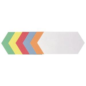 FRANKEN Kommunikationskarten selbsthaftend, 9,5x20,5cm