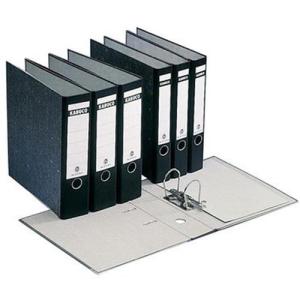 KABUCO Ordner A4 Standard, 80mm breit, schwarz