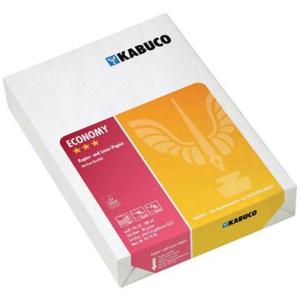 KABUCO Economy Kopierpapier - DIN A4 - 80 g/m² - 500...