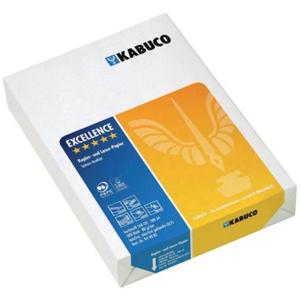 KABUCO Excellence Kopierpapier - DIN A4 - 80 g/m² -...