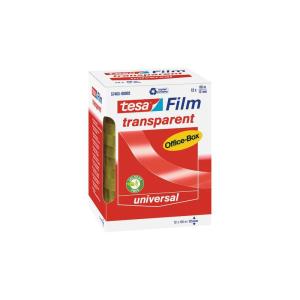 tesa tesafilm Office Box - 66 m x 12 mm - transparent -...