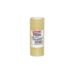 tesa tesafilm Standard - 33 m x 15 mm - 10 Rollen
