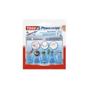 tesa Powerstrips Deco-Haken - Tragkraft bis 200 g