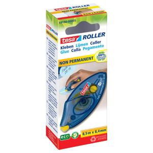 tesa Roller Kleben - Non Permanent - Einweg - 8,5 m x 8,4...