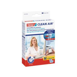 tesa Clean Air Feinstaubfilter - Größe M - 14...