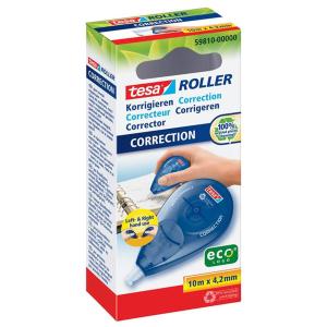 tesa Roller Korregieren ecoLogo - Einweg -...