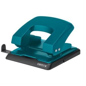 Centra Locher, Stanzleistung 3 mm/30 Blatt, blau